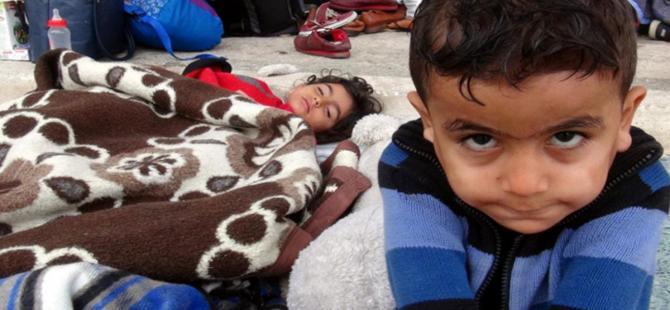 Türkiye  2.1 milyon Suriyeli mülteciye 8 milyar dolar harcadı
