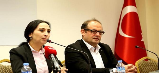 """Figen Yüksekdağ: """"Kürtler Cumhuriyetin temel kurucu unsurudur"""""""