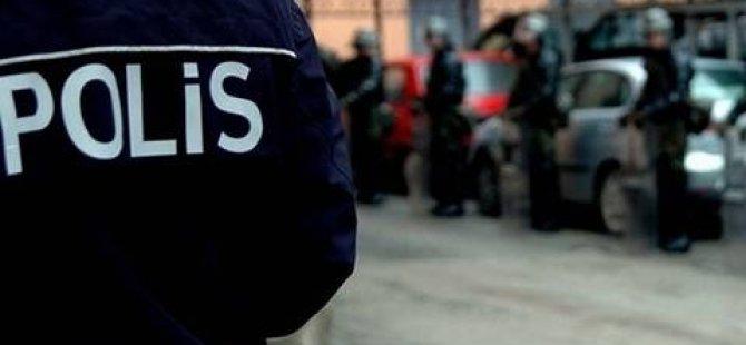 İzmir'de operasyon: 40 gözaltı