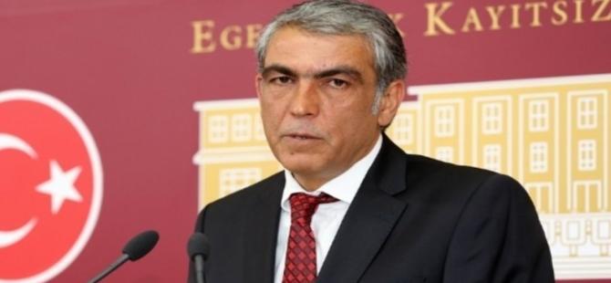 HDP'li vekilin dokunulmazlığının kaldırılması isteniyor