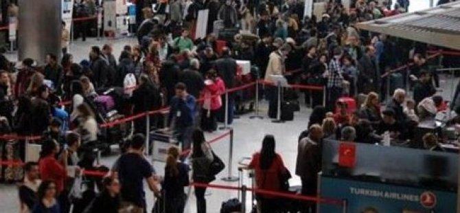 Atatürk Havalimanı'ndan IŞİD alarmı
