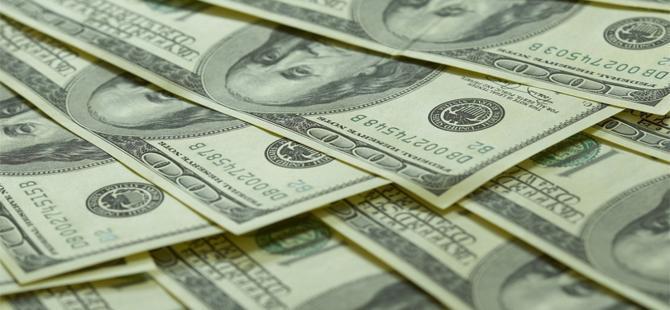 Dolar güne 2.91'in  üzerinde başladı