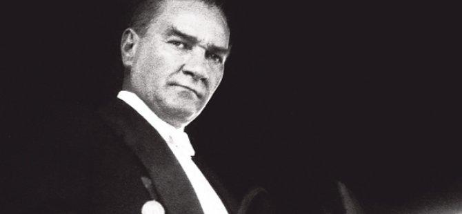 Ulu Önder Mustafa Kemal Atatürk'ü Özlemle Anıyoruz
