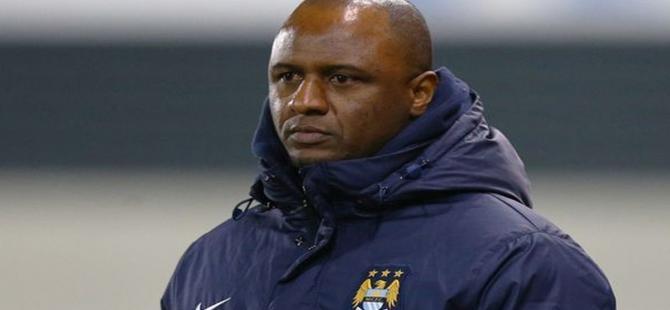 Patrick Vieira New York City'nin yeni teknik direktörü oldu