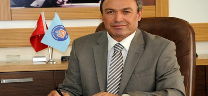 Akdeniz Üniversitesi Rektörü görevden alındı
