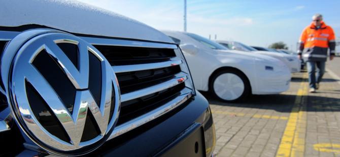 Brezilya'dan Volkswagen'e ilk ceza