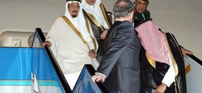 Kral Salman 400 araba kiraladı