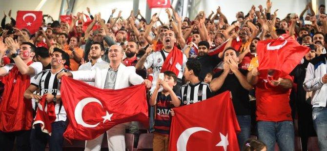 Türkiye'den başarılı prova!