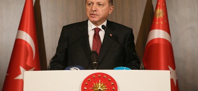 Cumhurbaşkanı Erdoğan Paris'teki saldırıyla ilgili konuştu