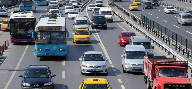 İşte maraton için trafiğe kapatılacak yollar
