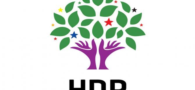 HDP'ye, İzmir mitingi nedeniyle dava açıldı