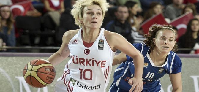 Türkiye ilk maçında İsrail'i yendi