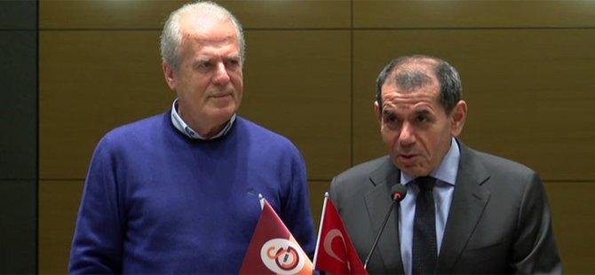 Galatasaray'da 3. Mustafa Denizli dönemi başladı