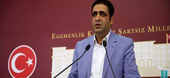 """HDP: """"Eş başkanlarımıza saldırılarla bağlantılı"""""""