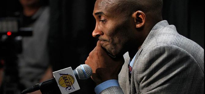 Kobe Bryant basketbolu bırakıyor: Şiirle açıkladı