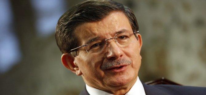Davutoğlu'ndan 'Can Dündar' açıklaması!