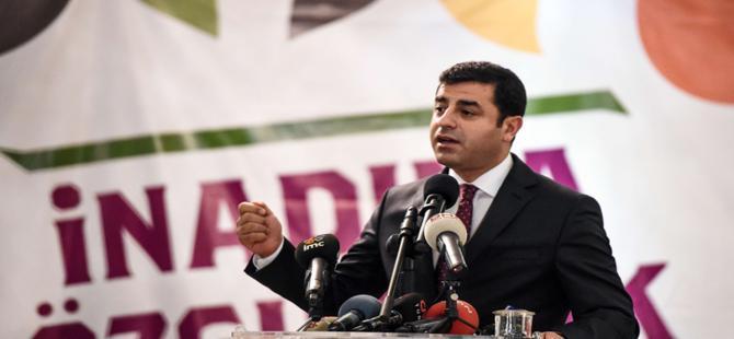 """HDP'de """"Erdoğan sevdalısı"""" tartışması!"""