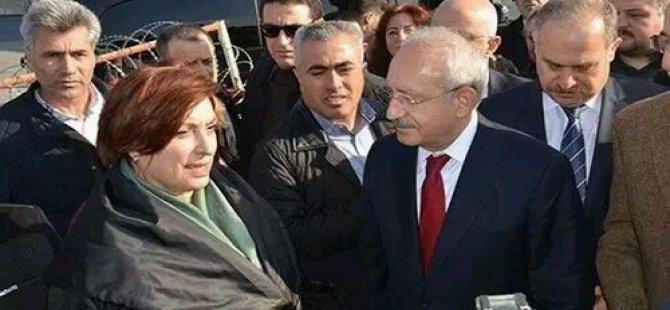 Kılıçdaroğlu, tutuklu gazetecileri ziyaret etti