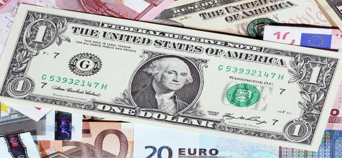 Son dakika… Dolar daha önce bu rakamı hiç görmedi!