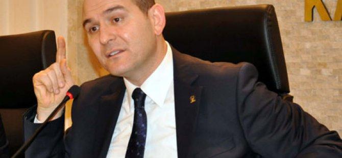 Süleyman Soylu'dan TÜSİAD Başkanı'na tepki: Birilerininin üfürmesiyle...