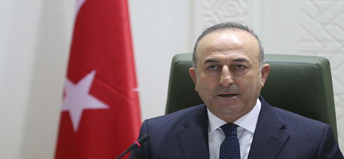 Mevlüt Çavuşoğlu: YPG komünist olmayan 500 bin kürdü sürgün etti