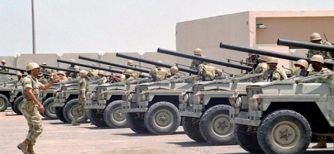 'Kara Kuvvetleri Hazır!'