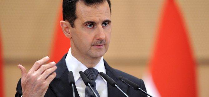 Esad'dan flaş Türkiye açıklaması