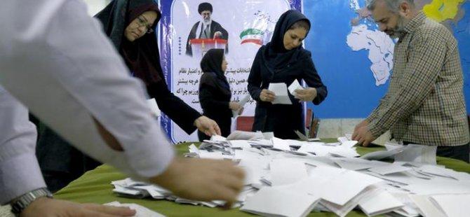 İran seçimlerinin ilk sonuçları