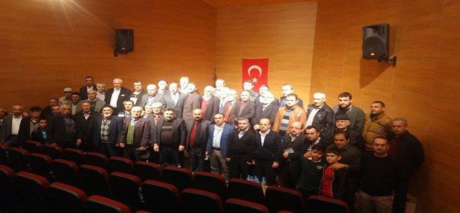 'Yaren Gecesi' yerine Türkmenlere yardım