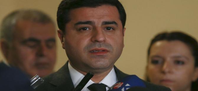 HDP'li Selahattin Demirtaş'la ilgili son dakika kararı!