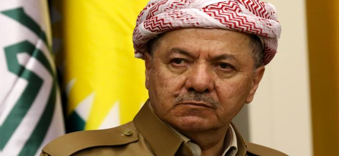 Barzani'den flaş 'Kürdistan' açıklaması