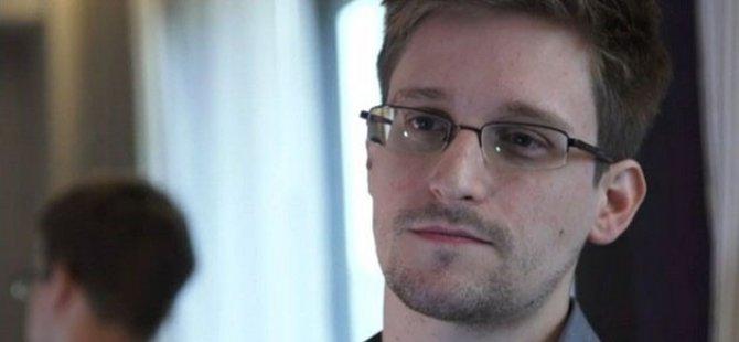 Snowden'den Erdoğan'a destek geldi