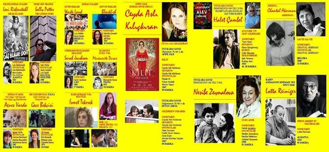 Türkiye'nin İlk Kadın Filmleri Festivali