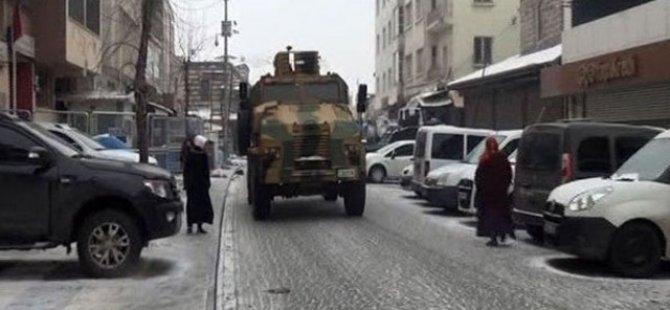 Diyarbakır'ın 18 köyünde sokağa çıkma yasağı