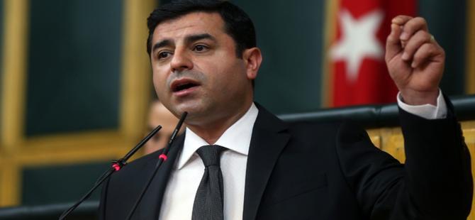 Selahattin Demirtaş'tan mahkeme kararı sonrası ilk açıklama