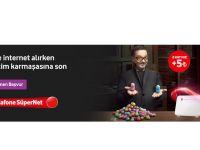 Vodafone Süpernet İle Evlere Telefonsuz İnternet