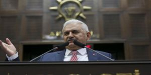 Başbakan , AKP Grubunda konuştu