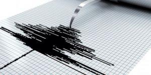 Akdeniz'de 3.8 büyüklüğünde deprem meydana geldi
