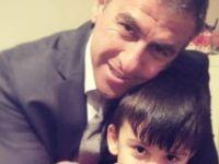 'Oğlumun babası Hamza Hamzaoğlu'