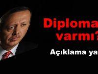 Erdoğan'ın diploması var mı?