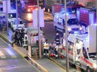 İstanbul Valiliği: Patlamada 41 kişi öldü