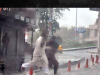 İstanbul'da bayram sabahı sel baskını