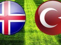 İzlanda 2-0 Türkiye