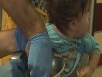 Elini kıyma makinesine kaptırdı! Daha 1 yaşında