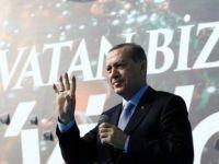 Erdoğan'ın Konya konuşması