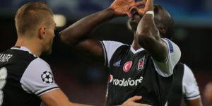 Beşiktaş'a ceza...