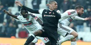 Beşiktaş 1-0 Gaziantepspor