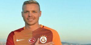 Galatasaray'da Sigthorsson ile yollar ayrıldı