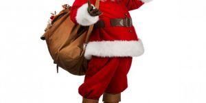 Neden 'Noel Baba' kıyafeti giydiler