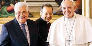 Filistin resmen Vatikan'da